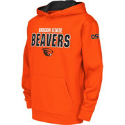 Colosseum Youth Oregon State Beavers Orange Fleece Hoodie