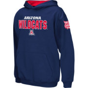 Colosseum Boys' Arizona Wildcats Navy Pullover Hoodie
