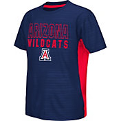 Colosseum Athletics Youth Arizona Wildcats Navy Vault T-Shirt