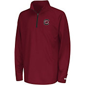 Colosseum Youth South Carolina Gamecocks Draft Performance Quarter-Zip