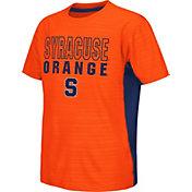 Colosseum Athletics Youth Syracuse Orange Orange Vault T-Shirt