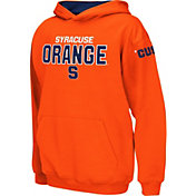 Colosseum Boys' Syracuse Orange Orange Pullover Hoodie