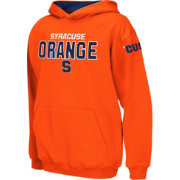 Colosseum Boys' Syracuse Orange Orange Pullover Hoodie