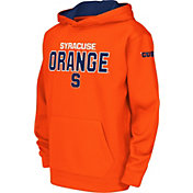 Colosseum Youth Syracuse Orange Orange Fleece Hoodie