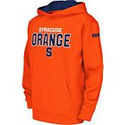 Colosseum Youth Syracuse Orange Orange Fleece Hoodie