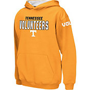 Colosseum Boys' Tennessee Volunteers Tennessee Orange Pullover Hoodie