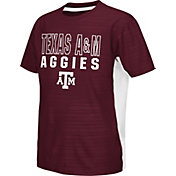 Colosseum Athletics Youth Texas AM Aggies Maroon Vault T-Shirt