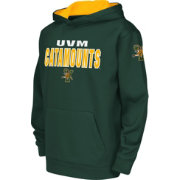 Colosseum Youth Vermont Catamounts Green Fleece Hoodie