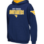 Colosseum Boys' West Virginia Mountaineers Blue Pullover Hoodie