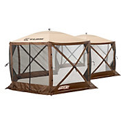 Clam Outdoors 12' x 24' Quick-Set Excursion Screen House