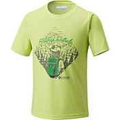 Columbia Boys' Always Outside T-Shirt