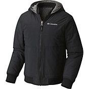 Columbia Boys' Evergreen Ridge Reversible Insulated Jacket