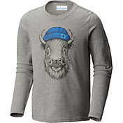 Columbia Boys' Winter Buddy Long Sleeve T-Shirt