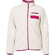 Columbia Girls' Mountain Side Heavyweight Full Zip Fleece Jacket