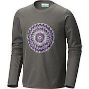 Columbia Girls' Auroras Lights Long Sleeve T-Shirt