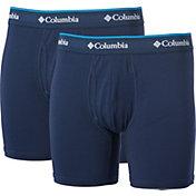 Columbia Men's Boxer Briefs 2 Pack