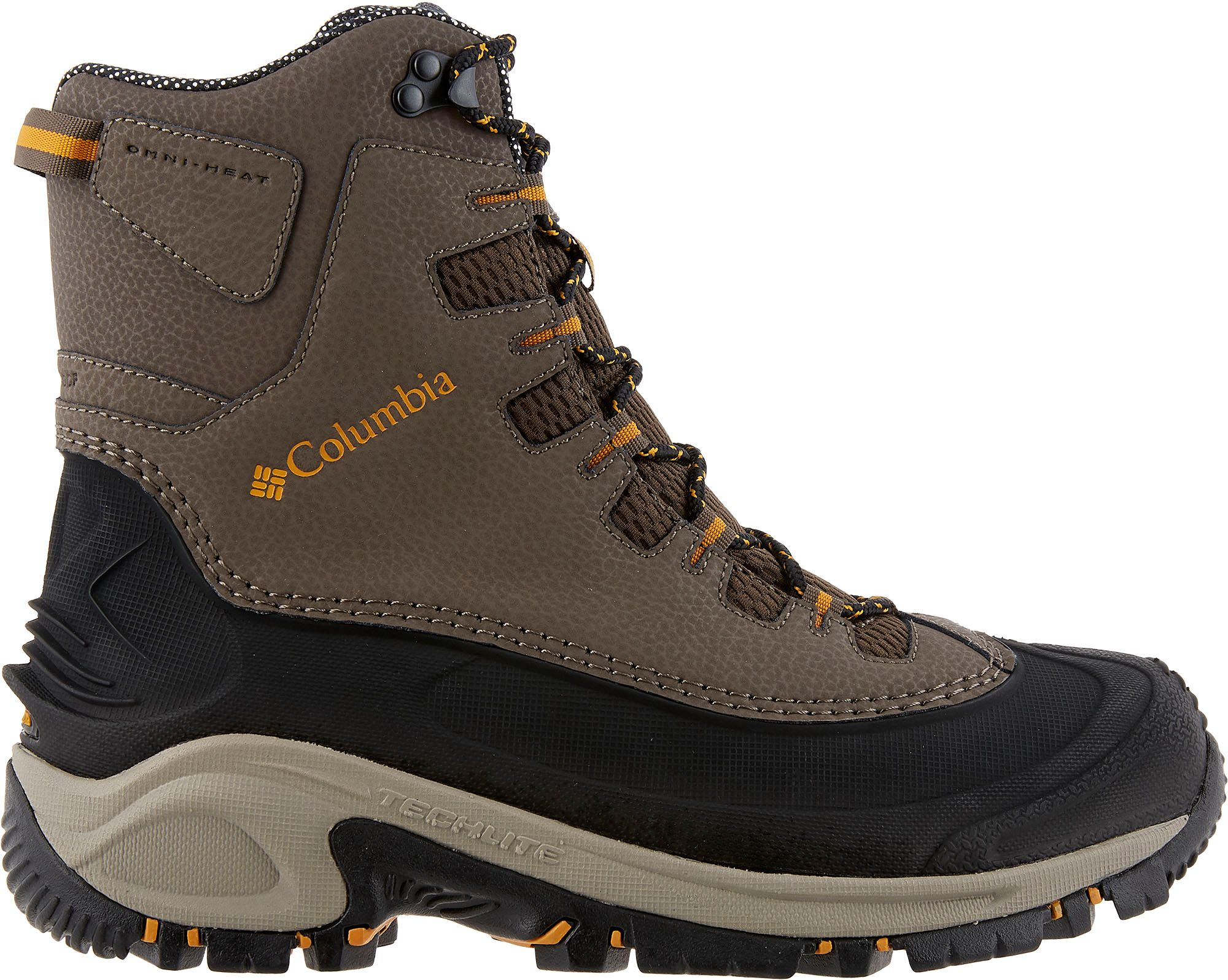 Columbia Men's Bugaboot II Omni-Heat 400g Waterproof Winter Boots | DICK'S  Sporting Goods