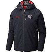 Columbia Men's Manchester United Dutch Hollow Hybrid Black Jacket