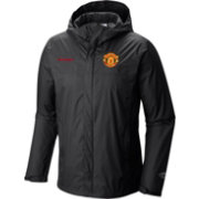 Columbia Men's Manchester United Watertight II Black Jacket