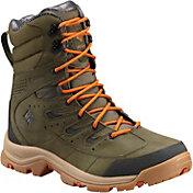 Columbia Men's Gunnison Plus Leather Omni-Heat 200g Waterproof Winter Boots