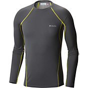 Columbia Men's Midweight Stretch Base Layer Long Sleeve Shirt