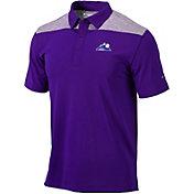 Columbia Men's Colorado Rockies Purple Polo