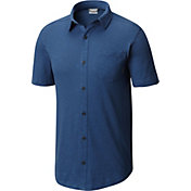 Columbia Men's Lookout Point Knit Short Sleeve Shirt