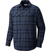 Columbia Men's Silver Ridge Flannel Long Sleeve Shirt