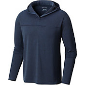 Columbia Men's Whiskey Point Hooded Long Sleeve Shirt
