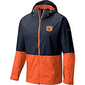 Columbia Men's Auburn Tigers Blue/Orange Roan Mountain Jacket