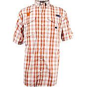 Columbia Men's Texas Longhorns Burnt Orange Low Drag Offshore Shirt