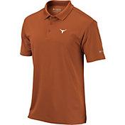 Columbia Men's Texas Longhorns Burnt Orange Perfect Cast Polo