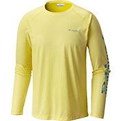 Columbia Men's PFG Solar Shade Long Sleeve Shirt