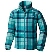 Columbia Toddler Girls' Benton Springs II Printed Fleece Jacket