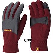 Columbia Minnesota Golden Gophers Overlay Gloves