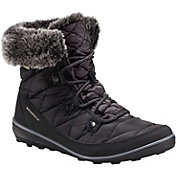 Columbia Women's Heavenly Shorty Organza II Omni-Heat 200g Waterproof Winter Boots