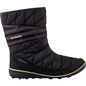 Columbia Women's Heavenly Slip II Omni-Heat 200g Waterproof Winter Boots