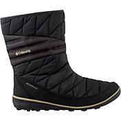 Columbia Women's Heavenly Slip II Omni-Heat 200g Waterproof Winter Boots