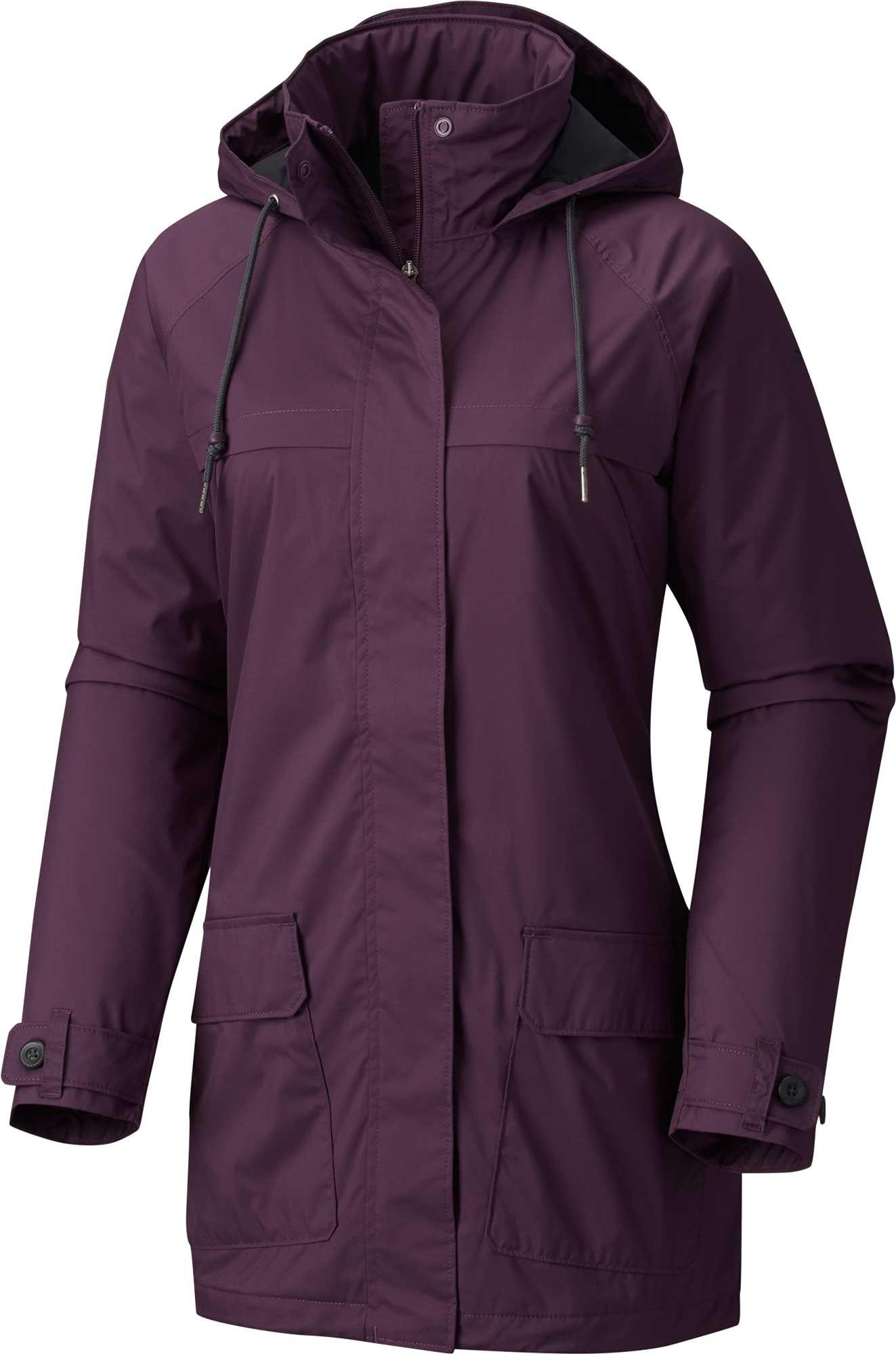 Women's petite insulated jackets