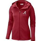 Columbia Women's Alabama Crimson Tide Crimson Saturday Trail Hooded Jacket