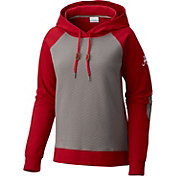 Columbia Women's Alabama Crimson Tide Grey Harper Hoodie