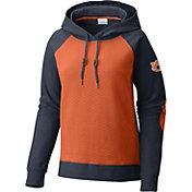 Columbia Women's Auburn Tigers Orange Harper Hoodie