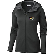 Columbia Women's Missouri Tigers Black Saturday Trail Hooded Jacket