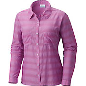 Columbia Women's Summer Trek Long Sleeve Shirt