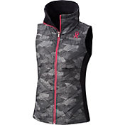 Columbia Women's Tested Tough In Pink Mix It Around Vest