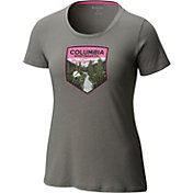 Columbia Women's Columbia Badge T-Shirt
