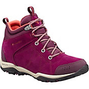 Columbia Women's Fire Venture Mid Waterproof Hiking Boots