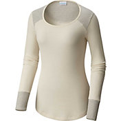 Columbia Women's Along The Gorge Thermal Crew Long Sleeve Shirt