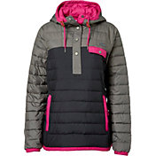 Columbia Women's Mountainside Pullover Insulated Jacket
