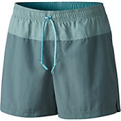 Columbia Women's Sandy River Color Blocked Shorts
